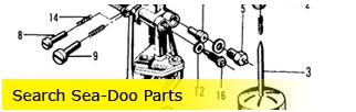 Sea Doo Watercraft Parts and Sea Doo PWC Accessories