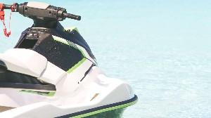 How to Board a Jet Ski After It Flips